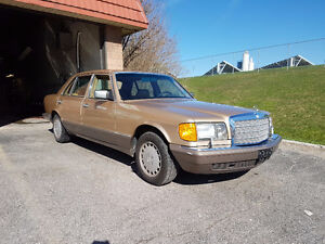 1988 Mercedes 420SEL - Perfect Condition!