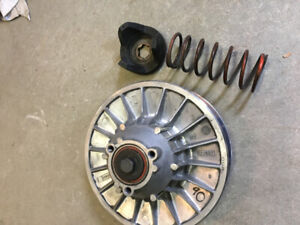 Can Am secondary clutch