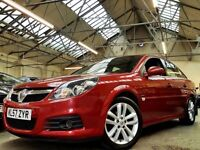 2007 Vauxhall Vectra 1.8 i VVT SRi Hatchback 5dr Petrol Manual (173 g/km, 138