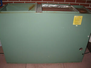 Forced-air Gas Furnace