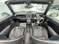 2010 MINI Convertible 1.6 Cooper S 2dr Convertible Petrol Automatic
