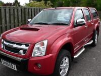 Isuzu Rodeo 2.5TD 4WD Denver Max Double Cab / Mot 1 year / 1 previous owner
