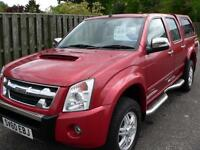 Isuzu Rodeo 2.5TD 4WD Denver Max Double Cab / long Mot / 1 previous owner