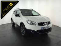 2013 63 NISSAN QASHQAI +2 360 DCI 7 SEATER 1 OWNER SERVICE HISTORY FINANCE PX