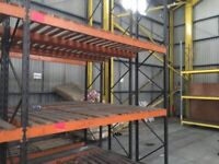 HI-LO RACKPLAN COMMERCIAL WAREHOUSE PALLET RACKING SYSTEM (Chelmsford Branch)