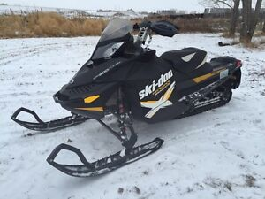 2012 Ski-doo Backcountry 800 E-Tec And Sled Deck