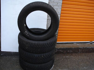 245-55-19 winter good year tires like new