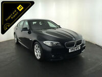 2012 BMW 520D M SPORT AUTO DIESEL 1 OWNER SERVICE HISTORY FINANCE PX WELCOME