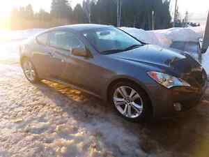 Genesis coupe 2011