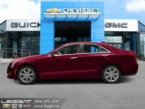 2015 Cadillac ATS Sedan STANDARD AWD  | Leather | Roof