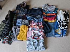 Boys Clothing Bundle Mixed Ages 2-3 & 3-4