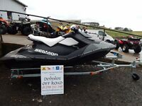 Used Sea Doo Spark 90HP 2-UP 2014 Model - Free Brand New Trailer - Just been serviced - PX Welcome