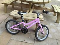 Ridgeway melody child's bike