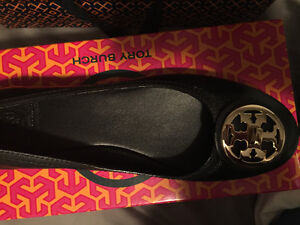 Tory Burch Flats, Brown Riding Boots & Wedge Booties London Ontario image 2