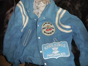 Information on this Carb Kings Jacket and Plaque.