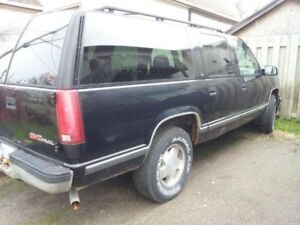 Looking for mid 90s 4x4 suburban