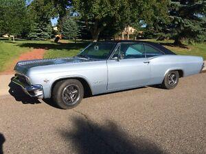 Excellent Original 1965 Impala SuperSport 327/4spd