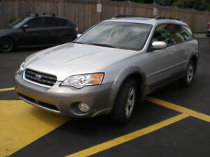2006 Subaru Outback 2.5L Limited 92,244 Km!! Certified Automatic