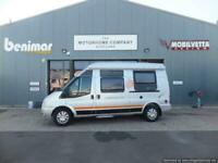 Globecar Trendscout 2 Berth Campervan