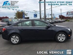 2014 Chevrolet Cruze LT  ONE OWNER,REMOTE START,REARCAM