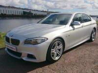 2010 60 BMW 5 SERIES 2.0 520D M SPORT 4D 181 BHP DIESEL