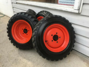 Bobcat Tires & Rims