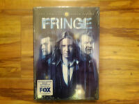 Brand New Fringe Season 4 DVD set