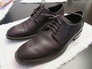 NEW!  Men`s brown dress or casual shoes, size 9M.  Cole Haan
