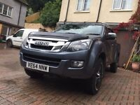 Isuzu D-Max Utah Vision 2.5 Twin Turbo - part exchange or swap