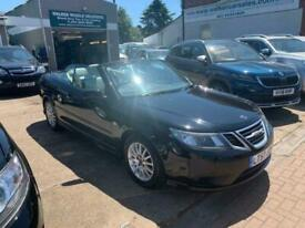 image for 2008 Saab 9-3 1.8t Linear SE 2dr BioPower Auto Convertible Petrol Automatic