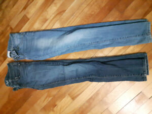 Jeans (American Eagle and Garage)