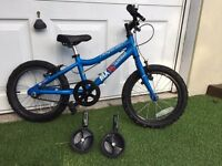 Ridgeback MX16 kids bike 16 inch wheel