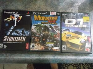 Playstation 2 with steering and 22 games for sale Gatineau Ottawa / Gatineau Area image 5