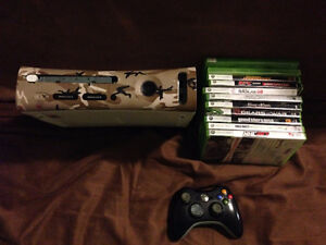 Selling an Xbox 360 with 11 Games! *READ AD!*