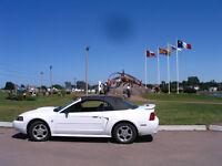 2003 Ford Mustang Convertible V6