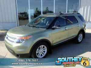 2013 Ford Explorer XLT 4x4 - Full Loaded