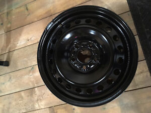 16 inch steel rims off 2015 Ford Fusion