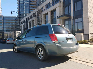 Nissan Quest 2008 V6 Fully loaded