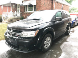 (Winter Special) 2012 Dodge Journey SXT (7-Seater)