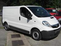 2008 VAUXHALL VIVARO 2.0 CDTI [115PS] 2.7t Diesel Van
