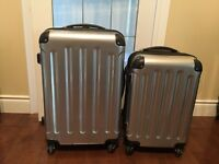 2 piece Hard cover luggage/ suitcase brand new