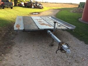 Sled trailer forsale Stratford Kitchener Area image 1