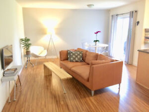 MODERN 2-BED CONDO - PET FRIENDLY - ACCESSIBLE