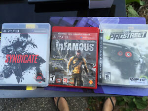 Video Games (PS3, Wii, PS & PS2) Kitchener / Waterloo Kitchener Area image 1