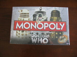 Monopoly - Dr Who