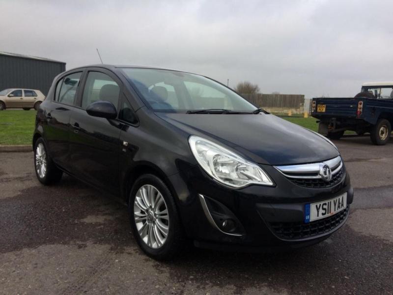 2011 Vauxhall Corsa 1.7 CDTi ecoFLEX 16v SE 5dr (a/c)