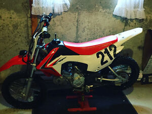 2013 Crf110f Great Christmas Gift