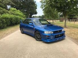 Subaru Impreza 2.0 P1 Ltd Edn