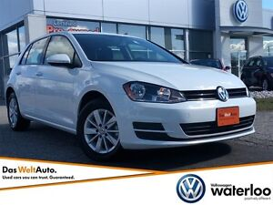 2016 Volkswagen Golf - Backup Camera, Bluetooth, Cruise!
