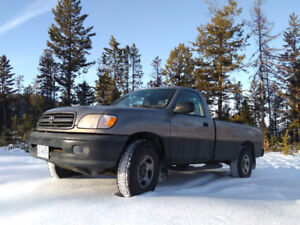 TOYOTA Tundra 4x4 - weekly special truck